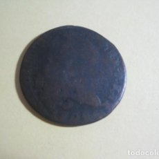 Monedas de España: MONEDA DE BRONCE CARLOS IIII-REF-O-60. Lote 170064688