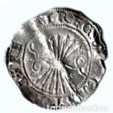 Monedas de España: PRECIOSO MEDIO REAL REYES CATÓLICOS. SEVILLA. Lote 170367128