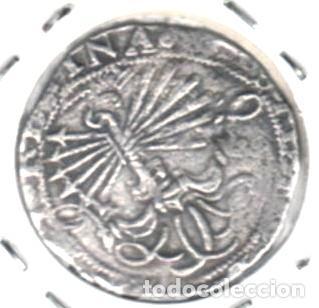 EXCELENTE REAL DE LOS REYES CATÓLICOS. CECA SEVILLA. PLATA (Numismática - España Modernas y Contemporáneas - De Reyes Católicos (1.474) a Fernando VII (1.833))
