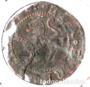 Monedas de España: 2 maravedis muy bonitos de los Reyes Católicos - Foto 2 - 170367936