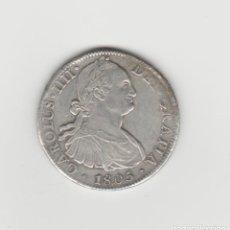 Monedas de España: CARLOS IIII/IV- 8 REALES- 1805-MAXICO TH. Lote 170384736