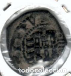 Monedas de España: Felipe III, 4 maravedís. 1601. Segovia - Foto 2 - 170461252