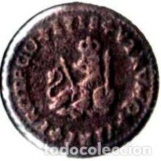Monedas de España: FELIPE V, 1 MARAVEDÍ, BARCELONA 1718. Lote 170546028