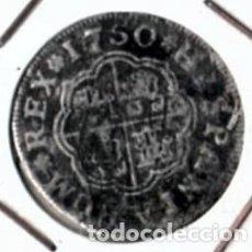 Monedas de España: FERNANDO VI. 1 REAL PLATA, SEVILLA. 1750. Lote 170712240
