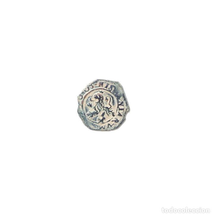FELIPE III.- 2 MARAVEDIS DE CUENCA 1603 (Numismática - España Modernas y Contemporáneas - De Reyes Católicos (1.474) a Fernando VII (1.833))