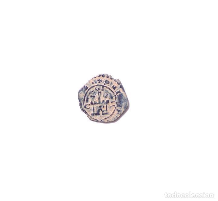 Monedas de España: FELIPE III.- 2 MARAVEDIS DE CUENCA 1603 - Foto 2 - 171267993