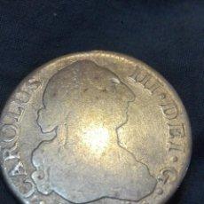 Monedas de España: 2REALES DE PLATA DE 1786 DV. CECA .REY CARLOS III. MBC. Lote 171633585