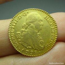 Monedas de España: 1 ESCUDO. ORO. CARLOS IV. MADRID - MF - 1798. Lote 171666872