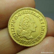 Monedas de España: 1 ESCUDO. ORO. FELIPE V. MADRID - JF - 1735 (RARA). Lote 171667779