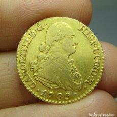 Monedas de España: 1 ESCUDO. ORO. CARLOS IV. MADRID - MF - 1789. Lote 171668363