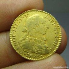Monedas de España: 1 ESCUDO. ORO. CARLOS III. NUEVO REINO - JJ - 1775. Lote 171669053