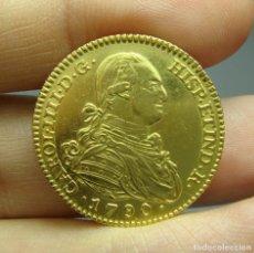 Monedas de España: 2 ESCUDOS. ORO. CARLOS IV. MADRID - MF - 1790. Lote 171670045