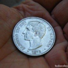Monedas de España: ALFONSO XII 5 PESETAS 1875*1875 PLATA. Lote 171716813
