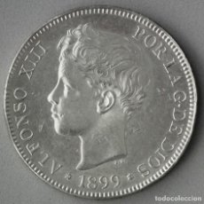 Monedas de España: ALFONSO XIII - 5 PESETAS 1899 (*18 - 99). Lote 172104205
