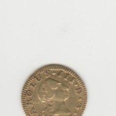 Monedas de España: CARLOS III- 1/2 ESCUDO-1761- SEVILLA-JV. Lote 172728720
