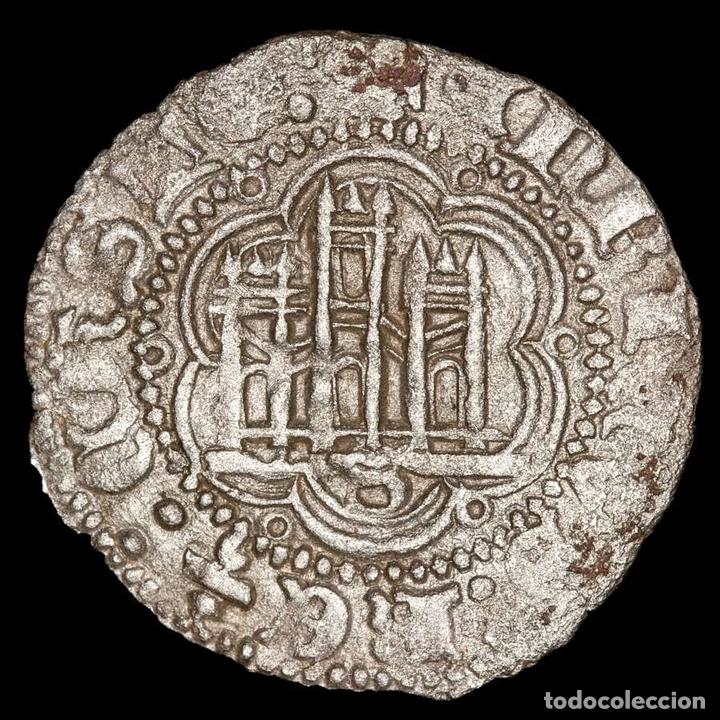 Enrique IV de Castilla (1454-1474) Blanca de Sevilla, completa