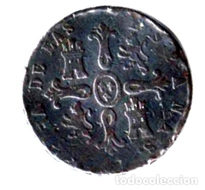 Monedas de España: Isabel II. 8 maravedís - Foto 2 - 173078710