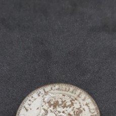 Monedas de España: 1 PESO 5 PESETAS ALFONSO XIII 1895 MANILA PG V. Lote 174293163