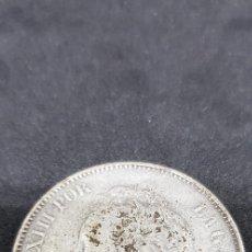 Monedas de España: 5 PESETAS ALFONSO XIII 1893 (18-93). Lote 174295095