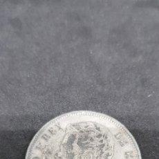 Monedas de España: 5 PESETAS AMADEO I 1871. Lote 174295940