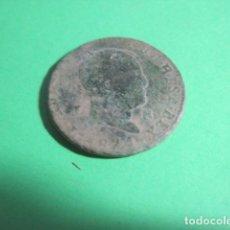 Monedas de España: MONEDA DE BRONCE -REF-AB-53. Lote 174484885