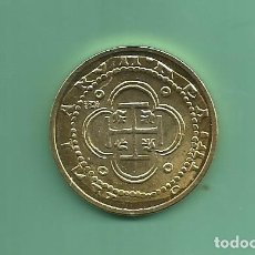 Monedas de España: REPLICA DE LA FNMT. 4 ESCUDOS ND. FELIPE II. Lote 244863395
