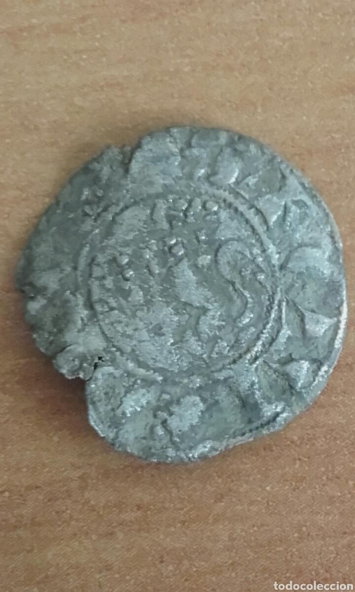 Monedas de España: MON 1478 - MONEDA MEDIAVAL IMPERIO ESPAÑOL - MONEDA DE VELLON - MACUQUINA - Foto 5 - 175136203