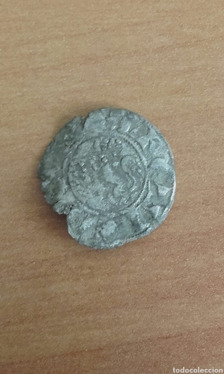 Monedas de España: MON 1478 - MONEDA MEDIAVAL IMPERIO ESPAÑOL - MONEDA DE VELLON - MACUQUINA - Foto 6 - 175136203