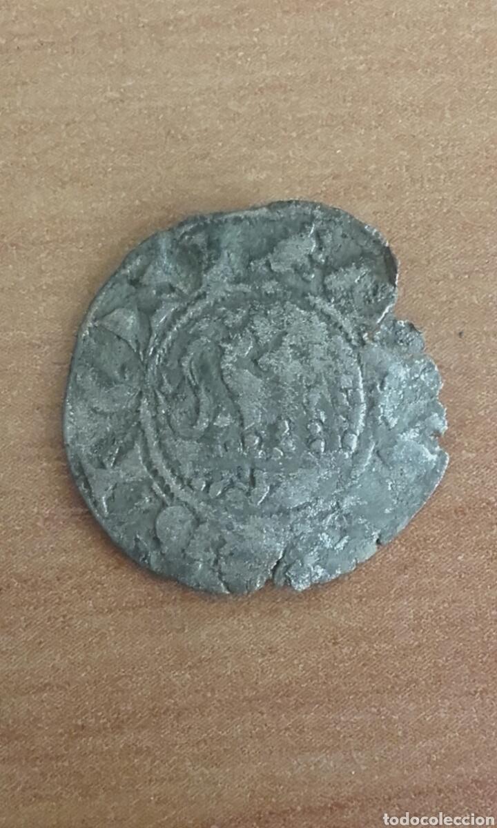 Monedas de España: MON 1478 - MONEDA MEDIAVAL IMPERIO ESPAÑOL - MONEDA DE VELLON - MACUQUINA - Foto 7 - 175136203