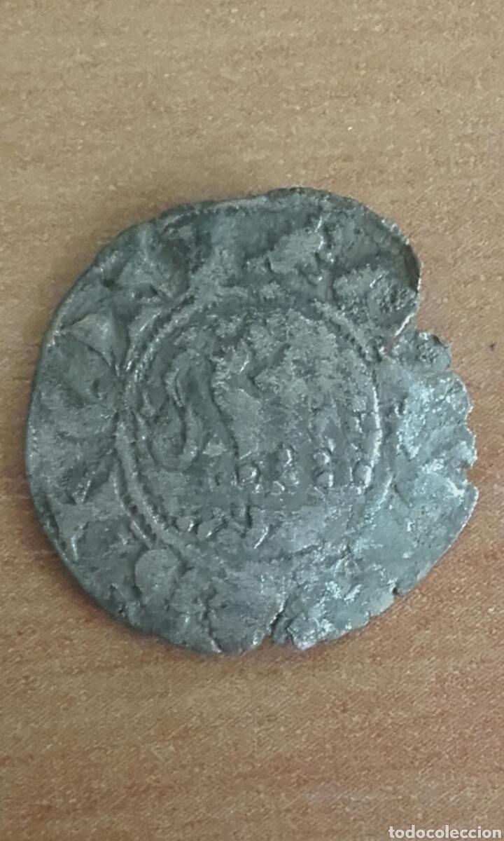 Monedas de España: MON 1478 - MONEDA MEDIAVAL IMPERIO ESPAÑOL - MONEDA DE VELLON - MACUQUINA - Foto 8 - 175136203