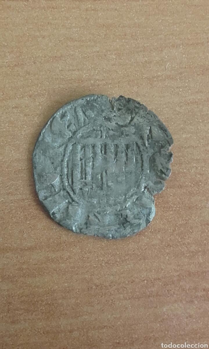 MON 1478 - MONEDA MEDIAVAL IMPERIO ESPAÑOL - MONEDA DE VELLON - MACUQUINA (Numismática - España Modernas y Contemporáneas - De Reyes Católicos (1.474) a Fernando VII (1.833))