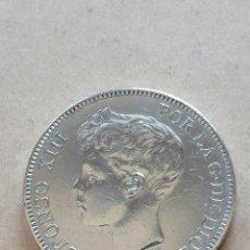 Monedas de España: ALFONSO XIII, 5 EXTRAORDINARIAS PESETAS DE 1898, (*18 *98) - EBC - PLATA. Lote 175273487
