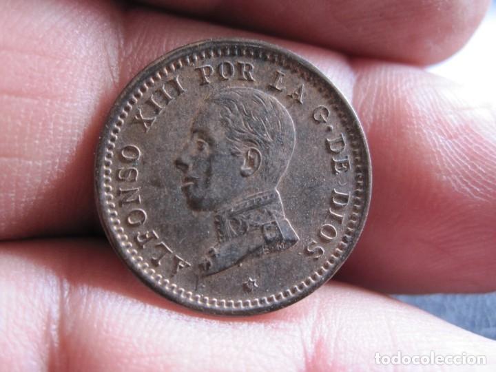 ALFONSO XIII 2 CENTIMOS 1911 (Numismática - España Modernas y Contemporáneas - De Isabel II (1.834) a Alfonso XIII (1.931))