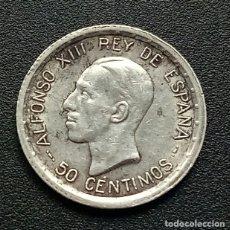 Monedas de España: 50 CÉNTIMOS 1926 (MBC) ALFONSO XIII. Lote 218541836