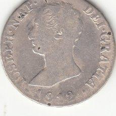 Monedas de España: JOSE NAPOLEON: 4 REALES 1812 MADRID RN - PLATA. Lote 57107188