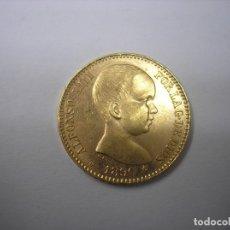 Monedas de España: ESPAÑA , 20 PESETAS DE ORO DE 1890 18-90 MPM. REY ALFONSO XIII.. Lote 176937044