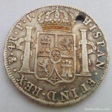 Monedas de España: CARLOS IV - 4 REALES - 1808 - POTOSÍ PJ . Lote 176948923