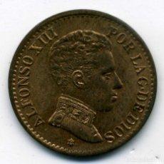 Monedas de España: ALFONSO XIII - 1 CENTIMO 1906 (*6) MADRID SL V - S/C. Lote 176960947