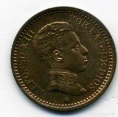 Monedas de España: ALFONSO XIII - 2 CENTIMOS 1905 (*05) MADRID SM V - S/C. Lote 176962313