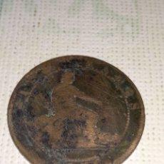 Monedas de España: MONEDA DIEZ CENTIMOS DE 1870. Lote 176989533