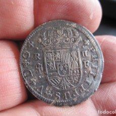 Monedas de España: MONEDA DE DOS REALES FELIPE V 1721 CECA DE SEGOVIA. Lote 177267703