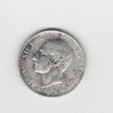 Monedas de España: ALFONSO XII- 2 PESETAS-1879*18-79 EMM. Lote 177317568