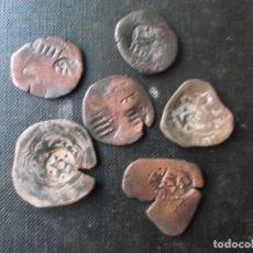 Monedas de España: MARAVEDIS RESELLADOS SIGLOS XII A XIV. Lote 177456977