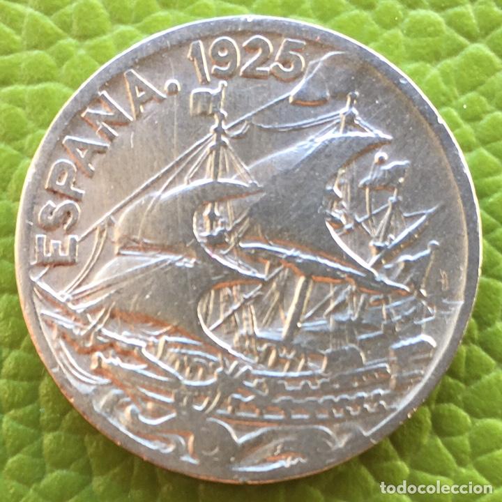 ALFONSO XIII. 25 CÉNTIMOS. 1925 (Numismática - España Modernas y Contemporáneas - De Isabel II (1.834) a Alfonso XIII (1.931))