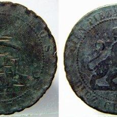 Monedas de España: MONEDA 10 CENTIMOS 1870, OM, GOBIERNO PROVISIONAL. Lote 177739970