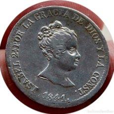 Monedas de España: ISABEL II, 4 REALES DE 1841 - ¡ESCASOS! - PLATA. Lote 177895355