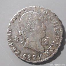 Monedas de España: 2 MARAVEDIS SEGOVIA 1827 - EPOCA FERNANDO VII. Lote 178332381