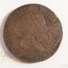 Monedas de España: MONEDA DE 5 CÉNTIMOS DE ISABEL II - 1868. Lote 178638912