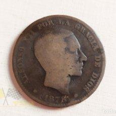 Monedas de España: MONEDA DE ALFONSO XII - 10 CÉNTIMOS - 1878. Lote 178672703