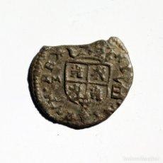 Monedas de España: 8 MARAVEDIS 1662 FELIPE IV TRUJILLO M MONOGRAMA BAJO ESCUDO. Lote 178815721